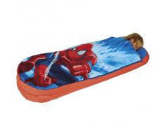 Worlds Apart Letto Gonfiabile Readybed Spider Man, L 150 x l 62 x A 20 cm