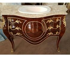 LouisXV barocco cassettiera armadio Antique Style MKKM0028