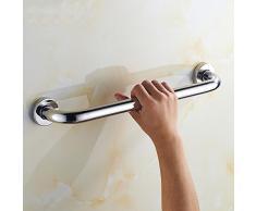 SBWYLT-Rete di sicurezza di corrimano in acciaio inox 304 grab vecchio bagno maniglia corrimano toilette bagno per disabili D