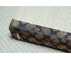 VivereZen - Divano Letto Futon - Kanto futon 60x200x11 + tatami 70x200 - 4 cuscini altro colore classe 1 55x50 cm