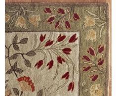 (152x244cm) Adeline persiano floreale lana tappeto fatto a mano tradizionale orientale tappeto persiano e tappeti …