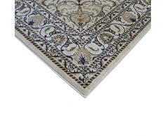 WEBTAPPETI.IT Tappeto classico persiano Nain motivo orientale SALON 2026-AVORIO Cm.200X300
