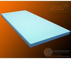 Gommapiuma schiuma espansa imbottitura materasso PUR RG35 Piastra, Espanso, 200cm x 60cm x 5cm