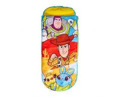 Toy Story 4-ReadyBed Junior-Letto Gonfiabile e Sacco a Pelo per Bambini 2 in 1, Poliuretano, Einzel