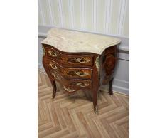 barocco cassettiera armadio Louis XV Antique Style MKKM0120B