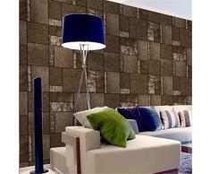 BTJC Moderno minimalista moda tridimensionale ecopelle comodino divano TV sfondo grana morbida carta da parati carta da parati decorazione soggiorno , 1#