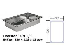 APS - Set professionale di contenitori termici da buffet per alimenti