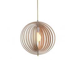 CNMKLM Lampadari pendenti / luci moderne/Voce / Sala da pranzo / Sala di studio/ufficio / camera per bambini in metallo (diametro 40cm) , 220-240V