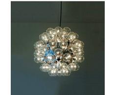 Gowe moderno lampadari LED 60 x G4 LED diametro 60 cm per sala da pranzo camera da letto studyroom lampadario luci 220 V lampadario