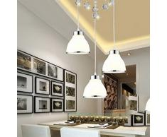 Ristorante luci lampadari tre innovative moderne e minimaliste lampadario sala da pranzo tavolo da pranzo Lampada da tavolo bar lampadari