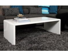 AC Design Furniture, Tavolino da caffè, Bianco (Weiß)