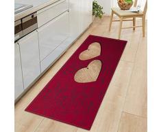 Creativo Portachiavi Decorativo Doormat Hallway Tappetini da cucina Moderno Soggiorno Balcone Bagno Tappeto Bagno Tappetino antiscivolo Tappeti Elegante ( Color : Q190816 B053.jpg , Size : 50cmx80cm )
