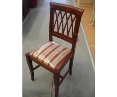 Sedia in legno massello » acquista Sedie in legno massello online su ...