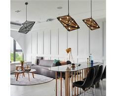 GZEDG Lampadari , Tradizionale/Classico Retrò Galvanizzato caratteristica for Originale MetalloSalotto Camera da letto Sala da pranzo Sala , 220-240v