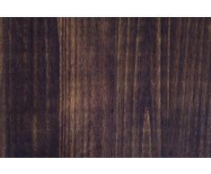 """Brasil """"Rio Kanto mobili tavolo da pranzo 160 x 80 x 78 cm, in legno di quercia, Legno di Pino Antico Cognac"""
