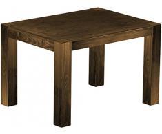 Brasil mobili tavolo da pranzo 'Rio classico' in molti colori e dimensioni, Pino, Rovere antico, L/B/H: 120 x 90 x 77 cm