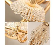 Lampadario in stile di personalità creativa Classica luce cafe sala da pranzo camera da letto soggiorno-8-Lights