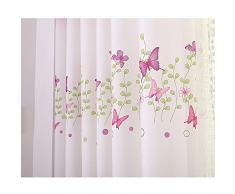 Seguryy Tenda, 1 m x 2 m, Con Stampa Con Farfalle, Motivo Campagna, Decorazione Per Finestre