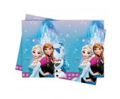 Procos 86884 - Tovaglia plastica Disney Frozen Northern Lights (120x180 cm)