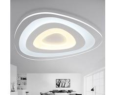 XMZ Soffitto moderni lampadari di luce Luce per soggiorno, sala da pranzo,Corridoio, diametro 43cm