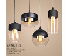 ZhongKe nordic moderna minimalista in sala da pranzo, vetro lampadari, lenze, lampadari, sale da pranzo, corridoi, scale, lampadari, limiti,un