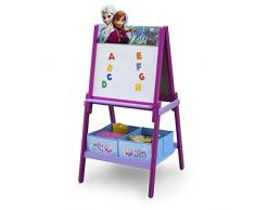Delta Children Frozen Cavalletto, Legno, Viola, 55.88x55.88x115.69 cm