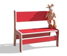 Die Schreiner - Christoph Siegel Eli della Panchina per Bambini Kids Rosso