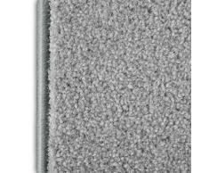Tappeto Salotto Pelo Corto - Tappeti Soggiorno, Salone, Camera da Letto, Interno Casa, Tessitura Piatta (8 mm), in Vari Colori Tinta Unita - 66x100cm - Grigio