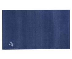 Olivo Tappeti Tappeto Cucina Formula passatoia Varie Misure Cotone 100% (Blu, 55x230 cm)
