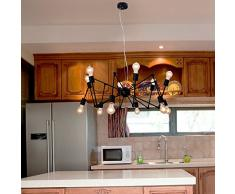 OOFAY LIGHT® Lampadario d'epoca Semplice ed elegante 12 europea lampadario camera da letto lampadario ristorante soggiorno lampadario