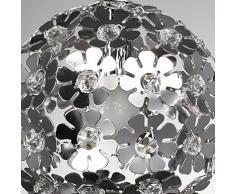 Moderna lampada di cristallo corridoio soffitto balcone corridoio portico ristorante lampadari bancone bar sala da pranzo luci pendenti