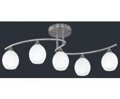 Lampadario Bianco Opaco : Lampadari da cucina trio color bianco da acquistare online su livingo