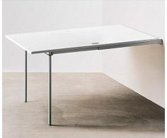 Tavolo a ribalta acquista tavoli a ribalta online su livingo - Tavolo da muro pieghevole ...