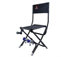 Sedia a sdraio, Sedia a slitta pieghevole per esterni per mobili per barbecue per picnic
