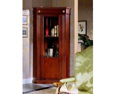 Vetrina classica angolo 1 porta