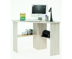 Links - Legal 7 scrivania angolare. Dim. 84x84x74h cm. Truciolare. Acacia.