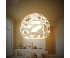 BBSLT Creativo di sala da pranzo Lampadari, lampade d'arte, lampadari moderni minimalisti e luci testa singole