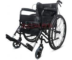 Chairs Nuovo disabili Home con Sala da Pranzo Sedia Pieghevole Leggero Vecchio Carrello Trolley Ultra Luce Portatile Anziani disabili Scooter