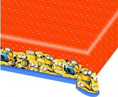 Siad 33844 - Tovaglia Plastica Minions (120 x 180 cm)