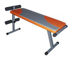 PANCA ADDOMINALI FLAT AND SIT UP PB 100 GYMLINE