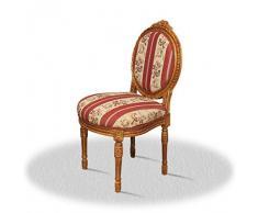 Sedie Vintage Colorate : Sedia barocca » acquista sedie barocche online su livingo