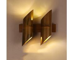 Xsj Creativo Naturale bambù Arte Muro Lampada Ristorante Cafe Sala da Pranzo Navata Corridoio Scale Illuminazione Lampadari