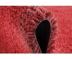 emmevi Zerbino Cocco Naturale Rosso Antiscivolo Tappeto Ingresso Raschia Fango più Misure MOD.Cocco su Misura Rosso 50X80