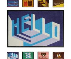 Jago - Zerbino per ingresso in otto diversi design, 60 x 90 cm