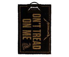 1art1 Metallica - Dont Tread On Me Zerbino (60 x 40cm)