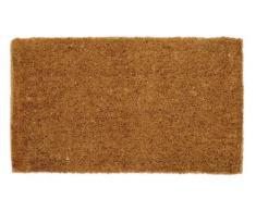 William Armes - Zerbino Dandy Kersey tessuto a mano in fibra di cocco naturale e iuta, 68 x 40 cm