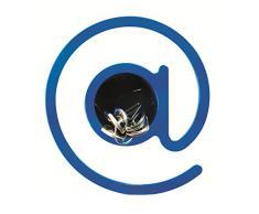 Outlook Design V9G0B00068 Taccapanni, Appendiabiti, Blu