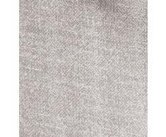 InterDesign Aldo Organizzatore Armadio Pensile, 6 Mensole, Tessuto, Beige, 30 x 30 x 127 cm
