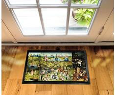 1art1 Hieronymus Bosch - Il Giardino delle Delizie, 1500 Zerbino (70 x 50cm)