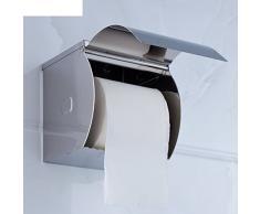 MOMO Portacappelli / portarotolo / portarotolo in acciaio inox / portacenere impermeabile